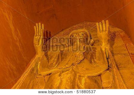 Standing Buddha Gotama
