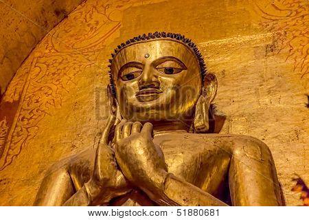 Standing Buddha Kassapa