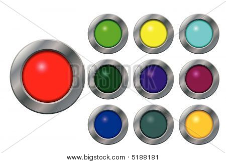 Buttons With Boards