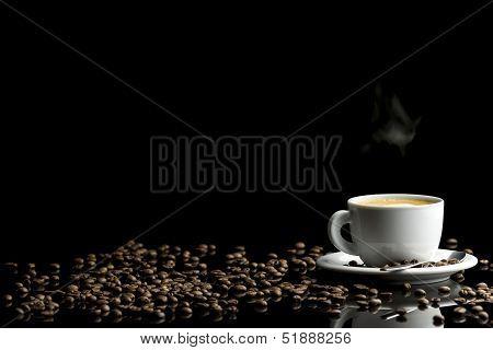 Luxurious Coffee Setting
