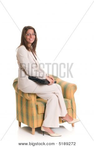 Attractive Businesswoman
