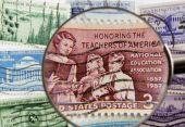 Teachers and NEA 1957