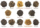 image of qi  - Famous chinese black tea varieties  - JPG