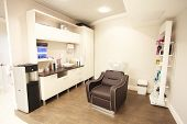 foto of beauty parlour  - Interior of a beauty parlour - JPG