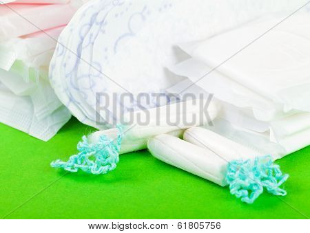 Tampons And Pads