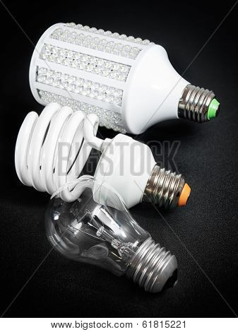 Light Bulb Generations