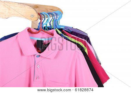 Hanging Polo Shirt