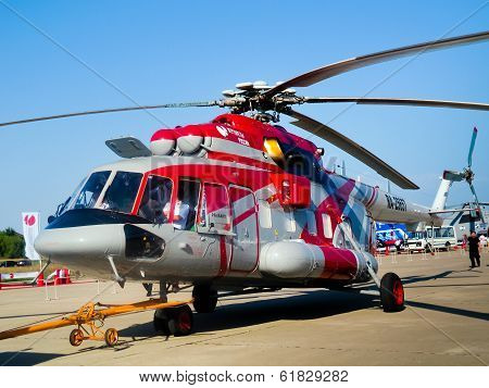 Mi 8Amt Helicopter