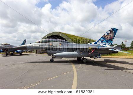 Belgian Af F-16
