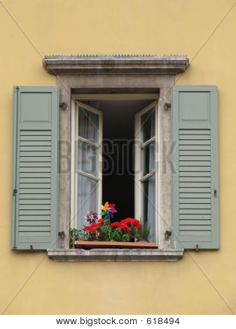 Italian Window 2