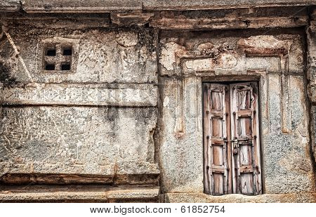Old House In Hampi