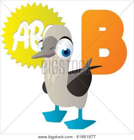 B is for Boobie