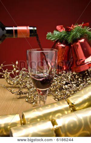 Christmas Red Wine