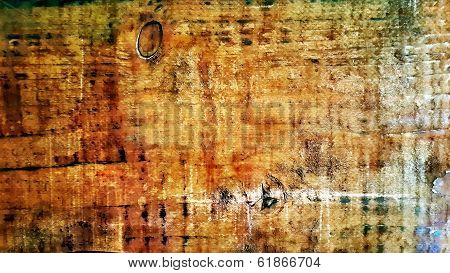 Background Mimicking The Wooden Surface