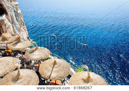 Cova D'en Xoroi, Minorca,balearic Islands, Spain