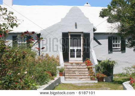 Old Bermuda Home