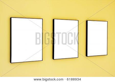Row Of Frames