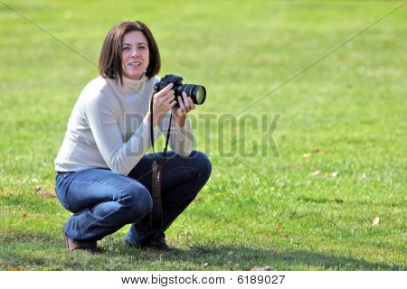 Pretty Photographer