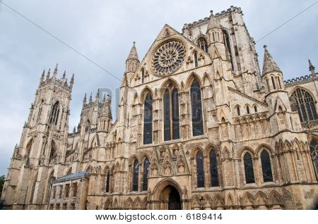 York Minster - Church Exterior