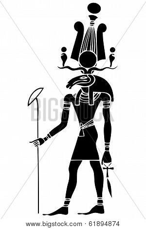 Khensu - God Of Ancient Egypt
