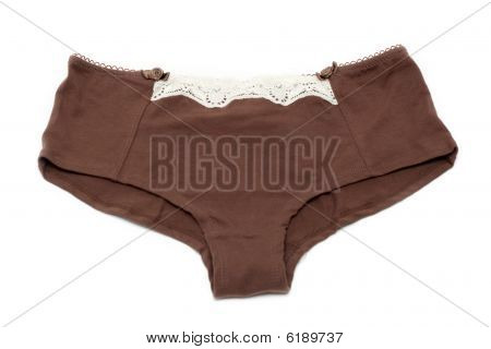 Feminine Underclothes, Brown