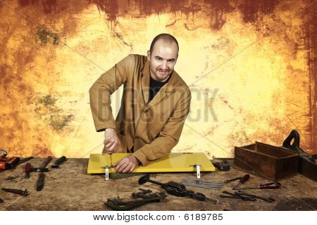 Craftsman At Work