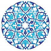 pic of doilies  - series of patterns designed by taking advantage of the former Ottoman - JPG