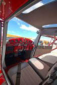 pic of cessna  - Cessna 140 vintage airplane - JPG