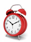 picture of analog clock  - Alarm clock - JPG
