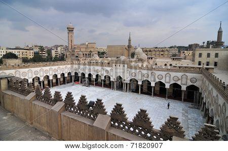 Mohamed Ali Mosque, Saladin Citadel - Cairo, Egypt