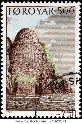 Suderoy Stamp
