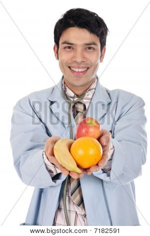 Asian Doctor Fruit