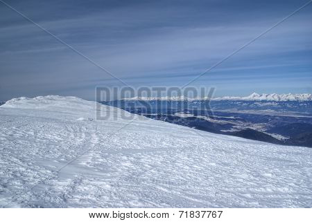 Kralova Hola In Winter