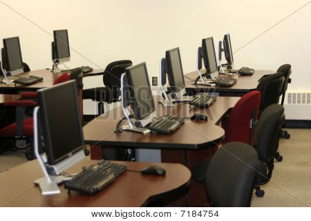 College Computer Room