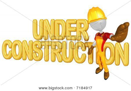 Under Construction Notice