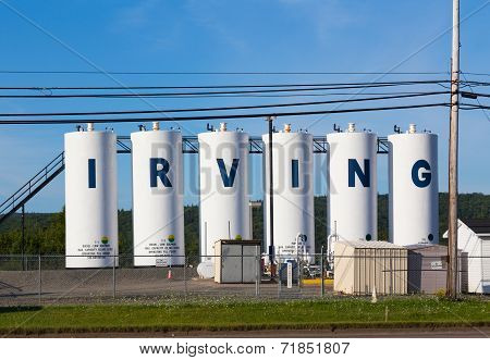 Irving Structures