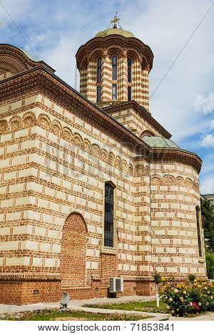 St. Anton Church, Bucharest. Old Court Church - Biserica Curtea Veche