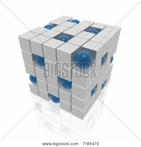 Cubes And Spheres