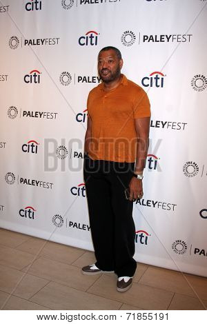 LOS ANGELES - SEP 11:  Lawrence Fishburne at the Paley Center For Media's PaleyFest 2014 Fall TV Previews - ABC at Paley Center For Media on September 11, 2014 in Beverly Hills, CA