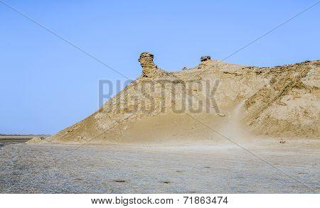 Camel?s Rock, Ong El Jemel, Tunisia
