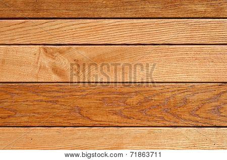 Varnished Planks
