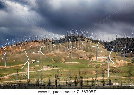 Bakersfield Wind Farm