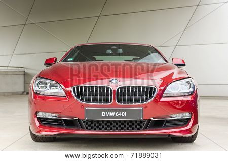 New Modern Model Of Bmw 640I Exclusive Business Sedan