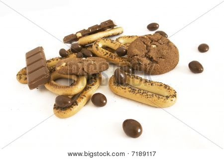 Cookies And Chokolate