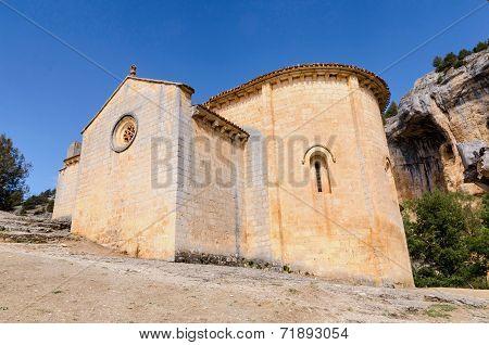 Romanesque Hermitage Of St Bartholomew