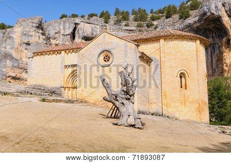 St Bartolome Hermitage