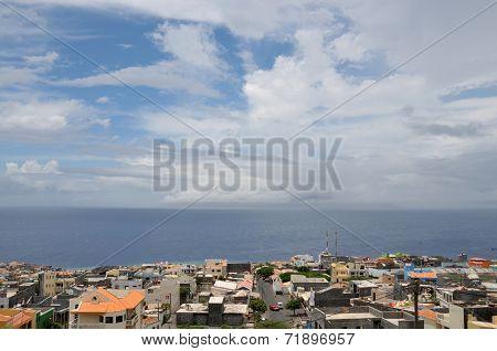 Cloud Sea And Sao Filipe