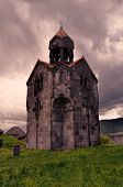 image of armenia  - Picturesque view of Haghpat Monastery in Armenia - JPG