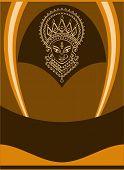 picture of durga  - Durga Goddess of Power - JPG