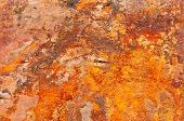 picture of iron ore  - Iron Ore Rust Texture For Your Design - JPG